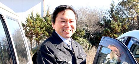 インタビュー:営業推進部 Mさん(2006年6月入社)