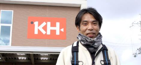 インタビュー:安全帯製造部 Kさん(2006年2月入社)